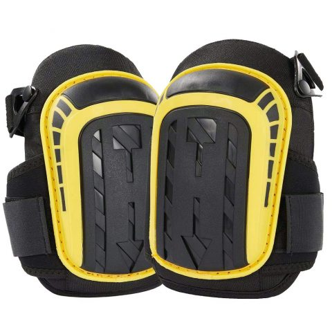 Knee Pads for Work-Heavy Duty EVA Foam Padding and Gel Cushion with Adjustable Straps for Construction, Flooring, Gardening, Cleaning, Tile